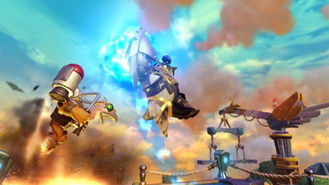 Skylanders Imaginators - Screenshots - Bild 3