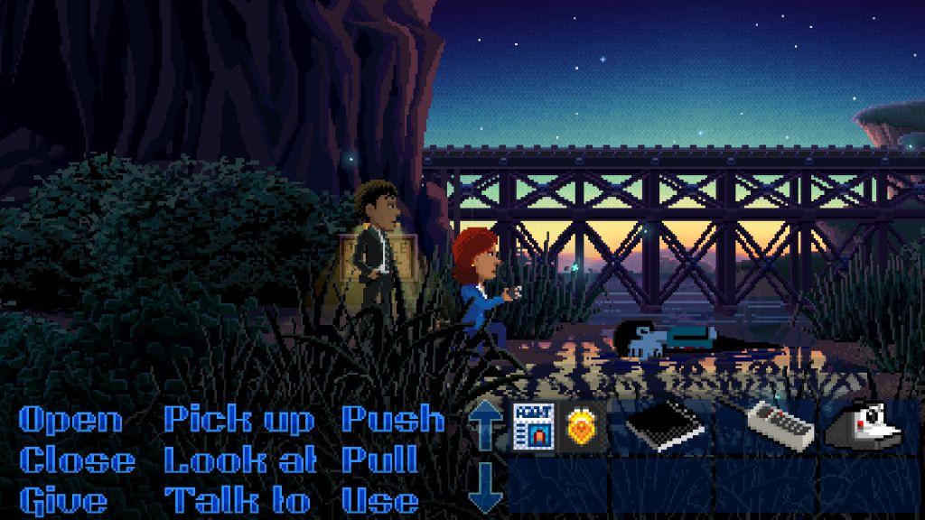 Thimbleweed Park für PS4 bestätigt