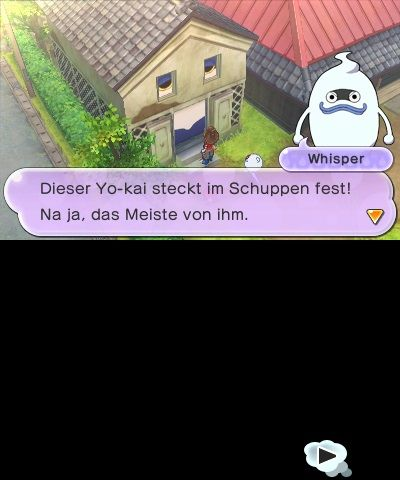 Yo-Kai Watch 2: Knochige Gespenster / Kräftige Seelen - Screenshots - Bild 1