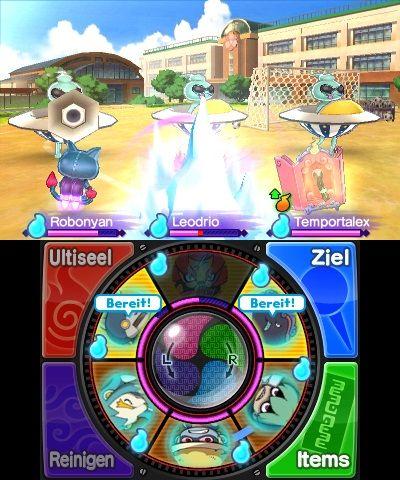 Yo-Kai Watch 2: Knochige Gespenster / Kräftige Seelen - Screenshots - Bild 6