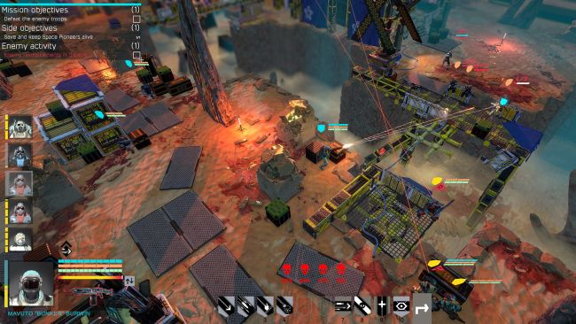 Shock Tactics - Screenshots - Bild 13