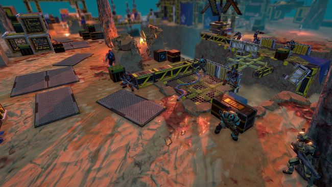 Shock Tactics - Screenshots - Bild 6