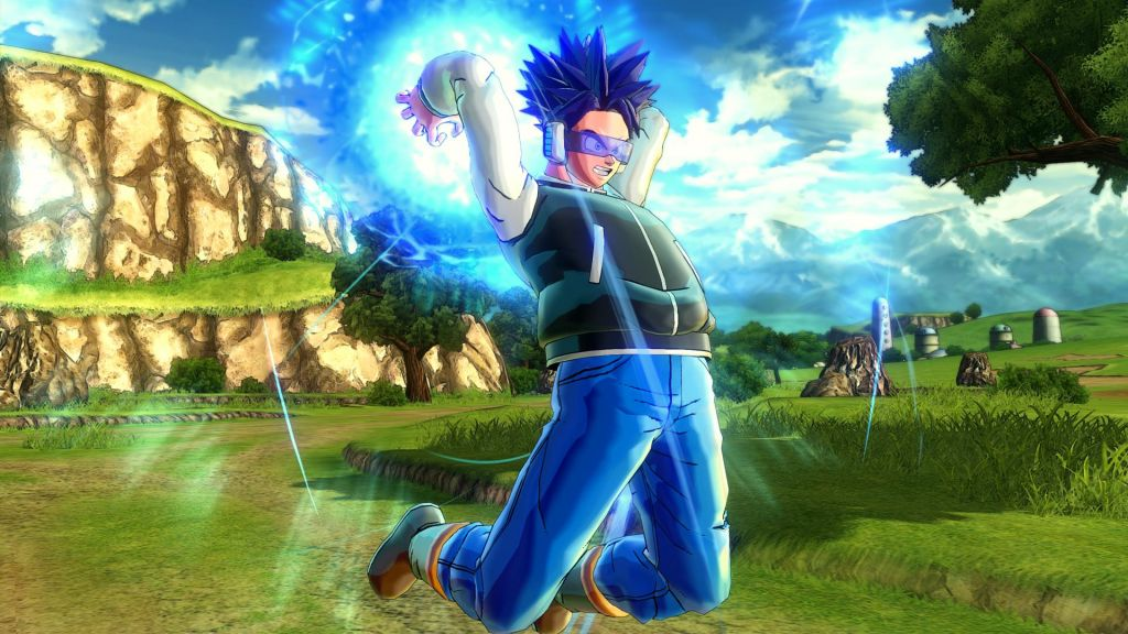 Dragon Ball Xenoverse 2 für Nintendo Switch im Herbst