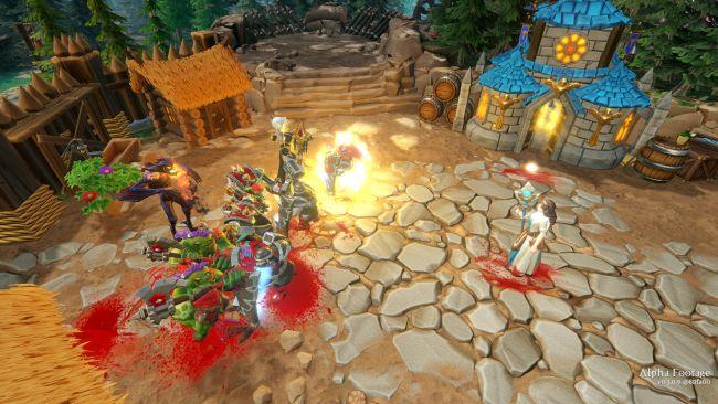 Dungeons 3 - Screenshots - Bild 5