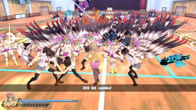 Senran Kagura Estival Versus - Screenshots - Bild 6