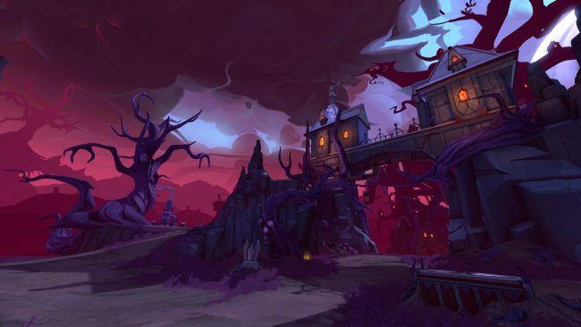 Battleborn: Montana und die Dämonenbärin - Screenshots - Bild 23