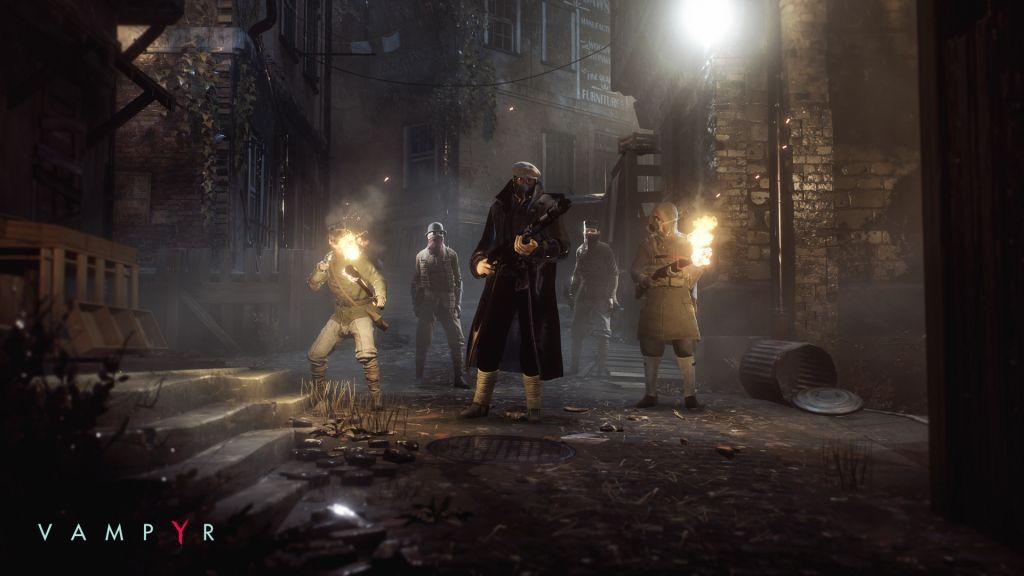Vampyr - Das Action-RPG verschiebt sich in das Frühjahr 2018