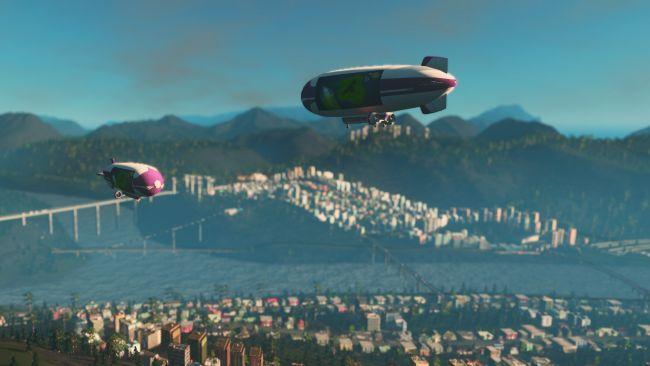 Cities: Skylines - Mass Transit - Screenshots - Bild 2