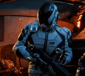 Mass Effect: Andromeda - Preview