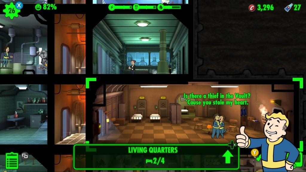 Fallout Shelter Ostereiersuche Im Bunker Steam Version News Von