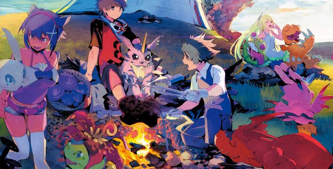 Digimon World: Next Order - Test