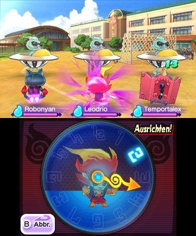 Yo-Kai Watch 2: Knochige Gespenster / Kräftige Seelen - Screenshots - Bild 7