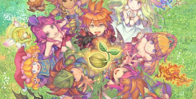 Entwickler zeigen Seiken Densetsu 3 auf Nintendo Switch