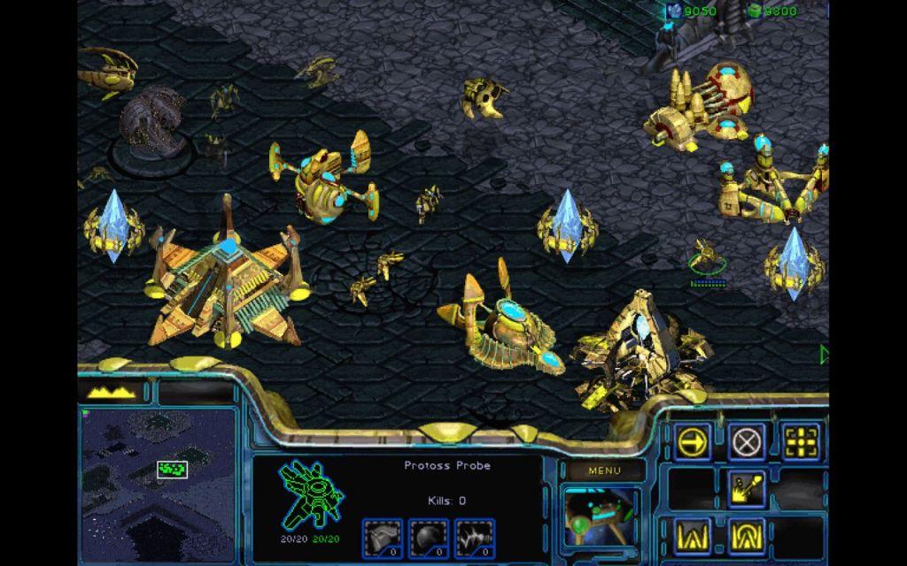 StarCraft Remastered offiziell angekündigt