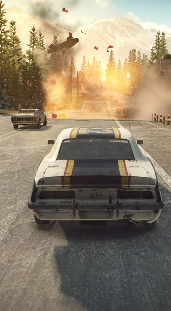 FlatOut 4: Total Insanity - Test
