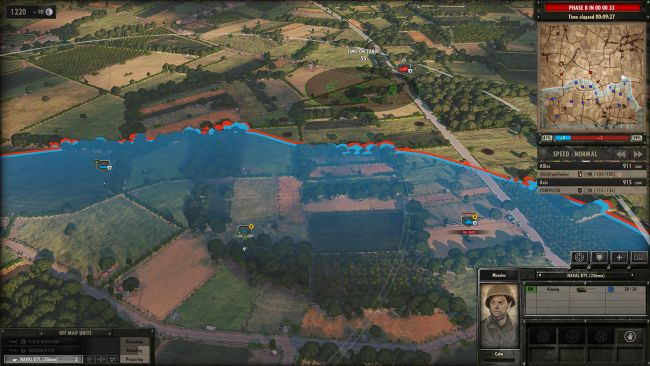 Steel Division: Normandy 44 - Screenshots - Bild 10