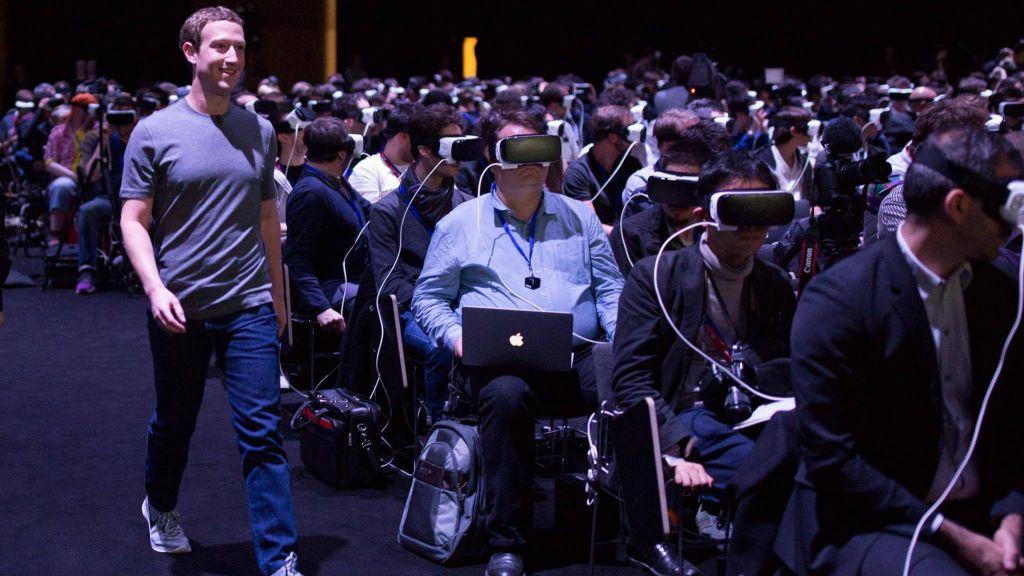 Oculus-Mitgründer Palmer Luckey verlässt Facebook