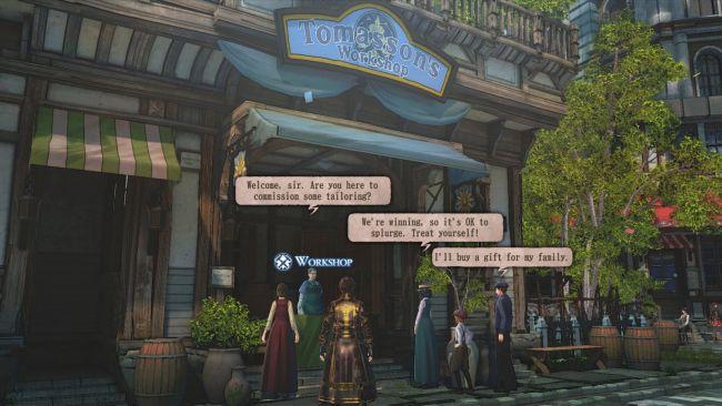 Valkyria Revolution - Screenshots - Bild 9