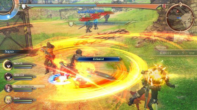 Valkyria Revolution - Screenshots - Bild 4