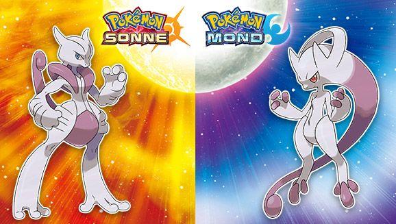 Pokémon Sonne Mond So Erhaltet Ihr Zwei Mega Steine Für Mewtu