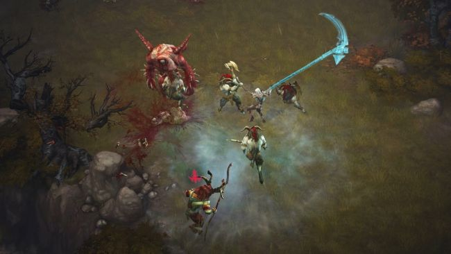 Diablo III: Return of the Necromancer - Screenshots - Bild 1