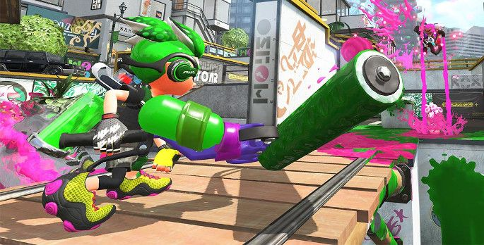 Splatoon 2 – Global Testfire - Preview