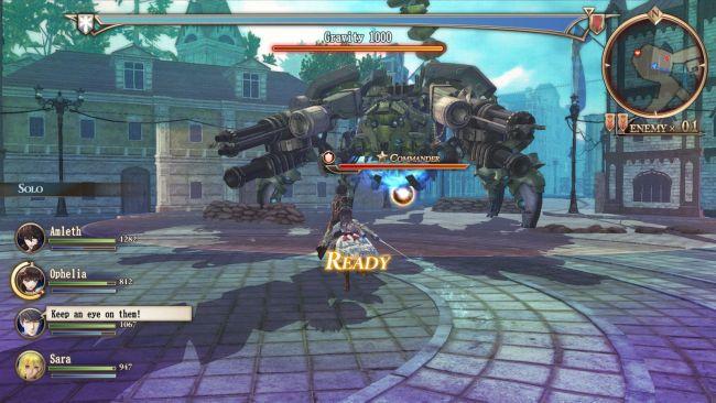 Valkyria Revolution - Screenshots - Bild 5