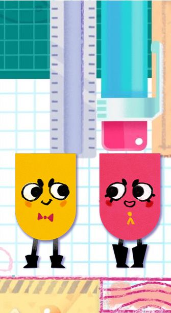 Snipperclips - Test
