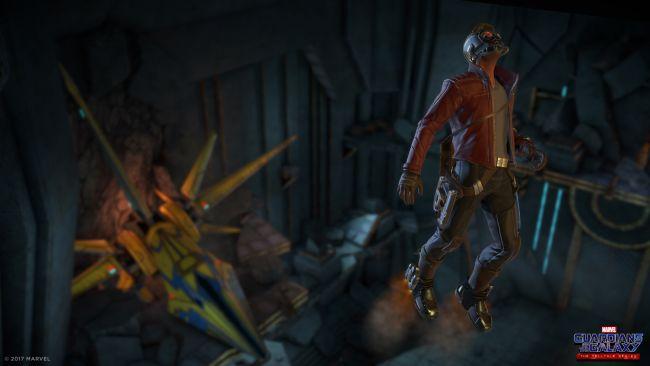 Marvel's Guardians of the Galaxy: The Telltale Series - Screenshots - Bild 4
