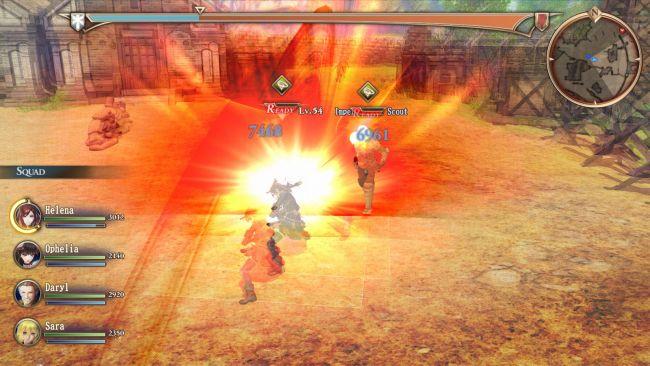 Valkyria Revolution - Screenshots - Bild 7