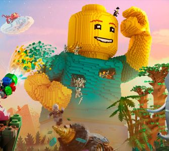 LEGO Worlds - Test