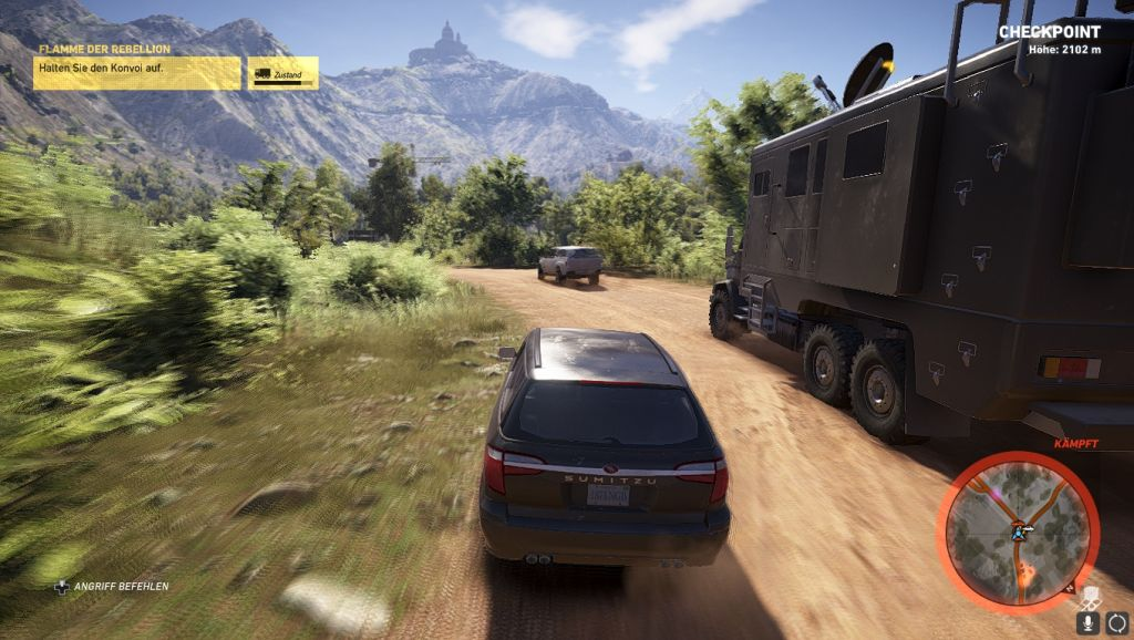 Tom clancy 39 s ghost recon wildlands komplettl sung for Clancy motors used cars