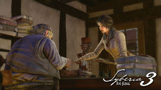 Syberia 3 - Screenshots - Bild 9