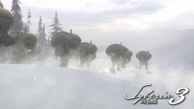 Syberia 3 - Screenshots - Bild 17