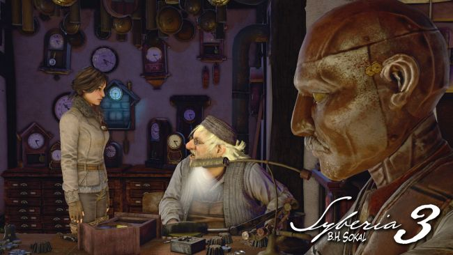 Syberia 3 - Screenshots - Bild 13