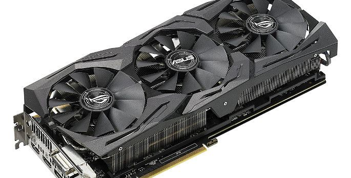 Asus ROG Strix GeForce GTX 1080 TI O11G