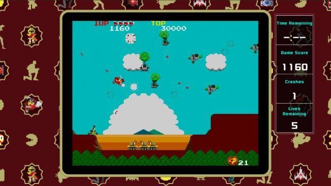 Namco Museum - Screenshots - Bild 1