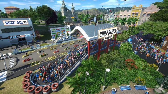 Planet Coaster - Screenshots - Bild 7