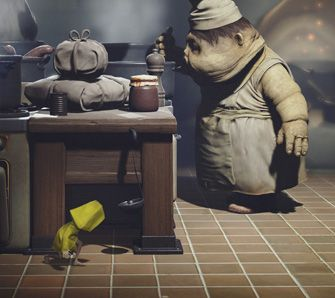Little Nightmares - Test
