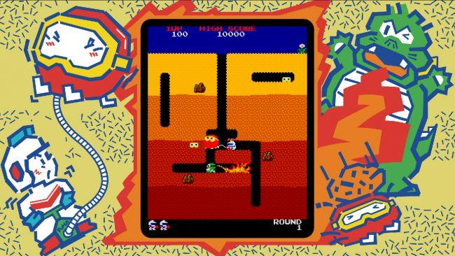 Namco Museum - Screenshots - Bild 4