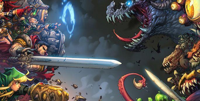 Battle Chasers: Nightwar - Test