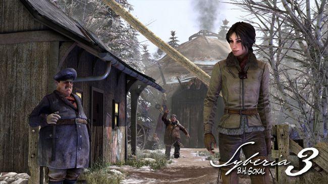 Syberia 3 - Screenshots - Bild 3