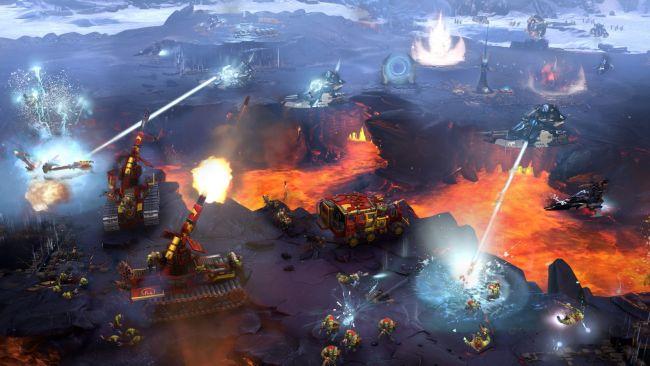 Warhammer 40.000: Dawn of War III - Screenshots - Bild 1