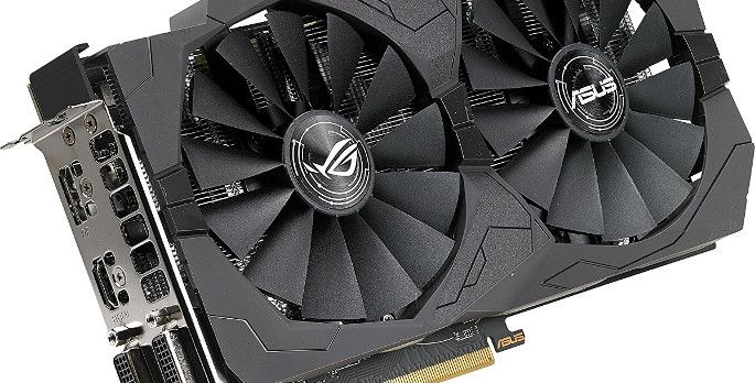 ASUS ROG Strix Radeon RX 570 O4G Gaming - Test