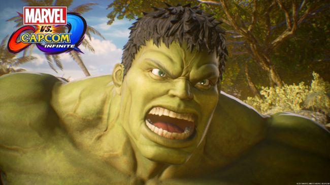 Marvel vs. Capcom Infinite - Screenshots - Bild 1