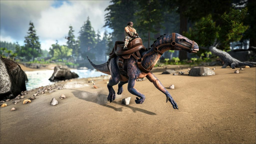 Kletterausrüstung Xbox One : Ark: aberration: neue kreaturen und herausforderungen: zweites add