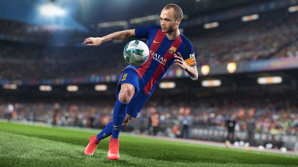 Pro Evolution Soccer 2018 angekündigt