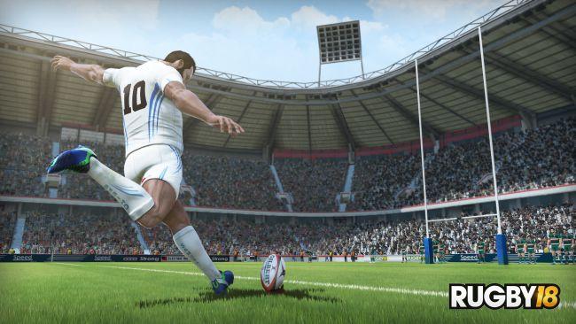 Rugby 18 - Screenshots - Bild 1