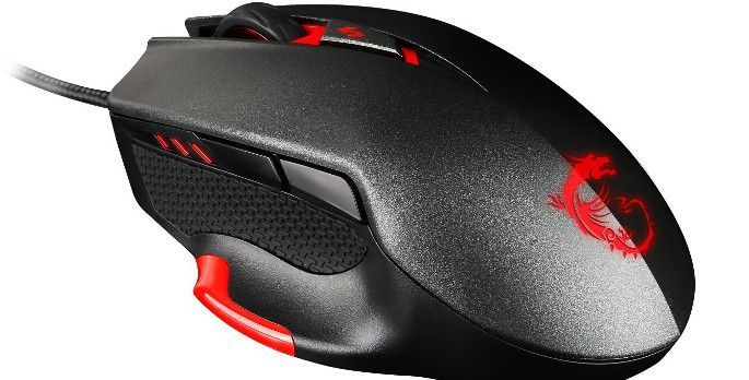 MSI Interceptor DS 300 Gaming Mouse