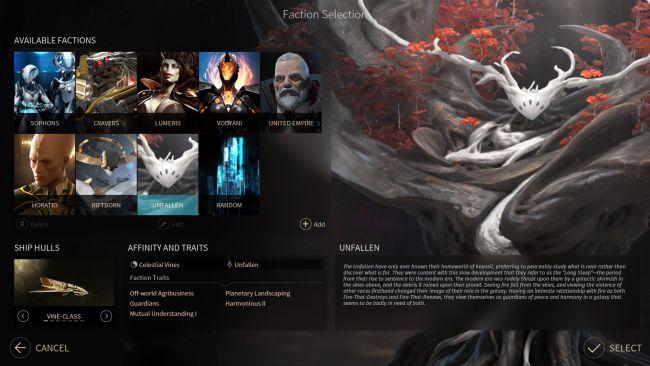 Endless Space 2 - Screenshots - Bild 4